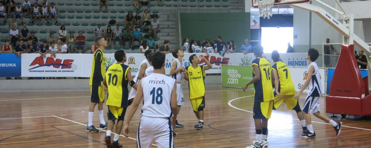 Copa basquete