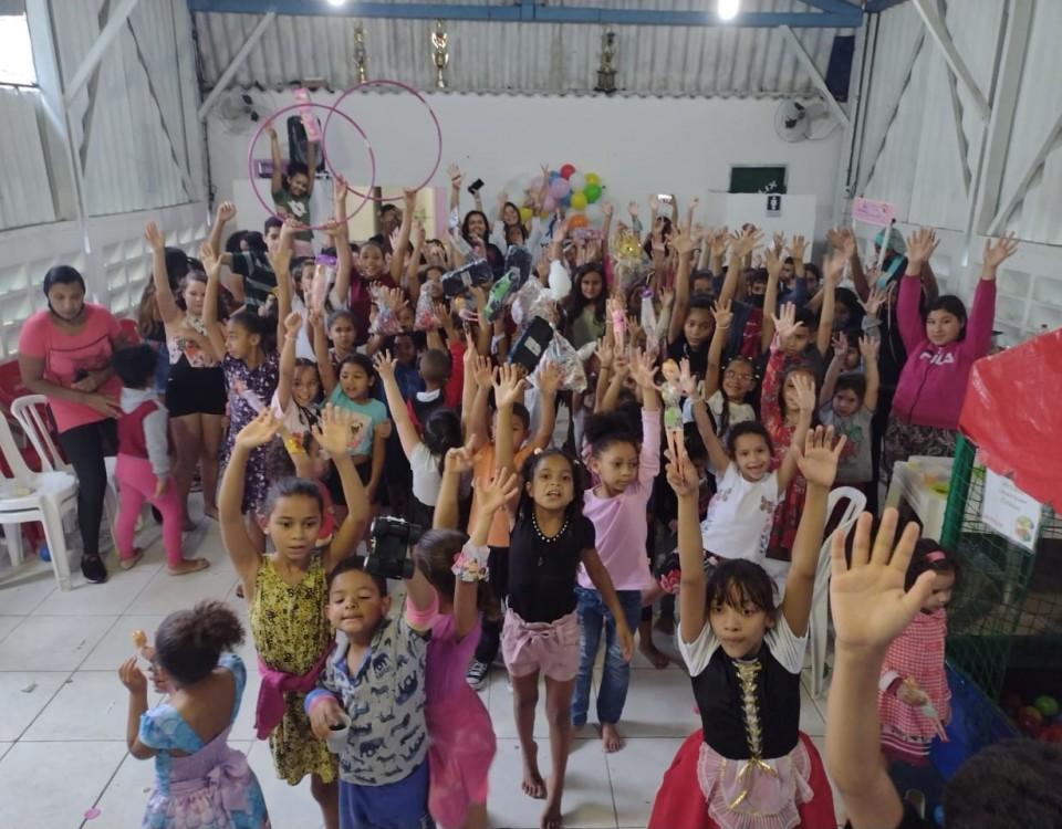 Dia das Crianças Vila Pescadores
